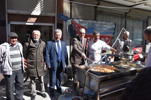 BBP, Muhsin Yazıcıoğlu'nu andı