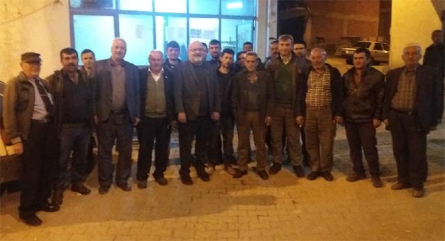 DSP adayları Arat ve Gündüz seçim çalışmalarını sürdürüyor
