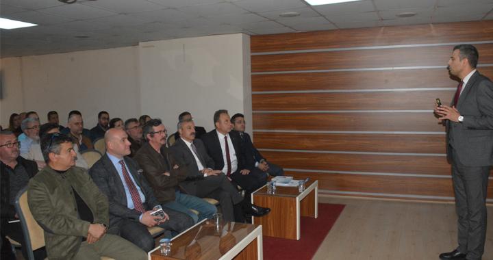 İstihdam Seferberliği Teşvikler toplantısı yapıldı