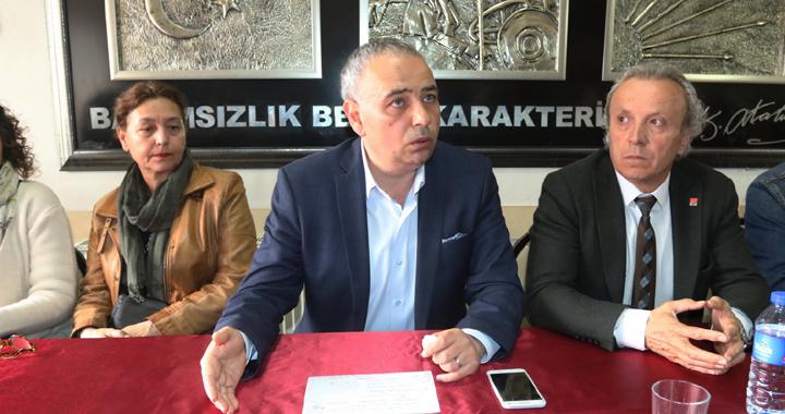 Milletvekili Bakırlıoğlu, zeytine verilen primin beklentiden çok uzak olduğunu söyledi