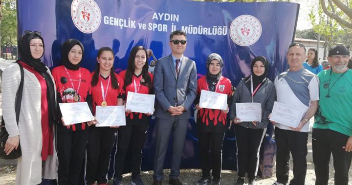 Adnan Menderes Kız Anadolu İHL Bocce Takımı Türkiye Şampiyonasına bilet aldı
