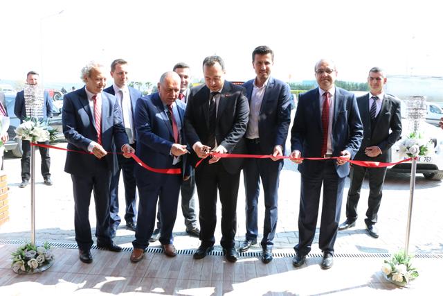 Akhisar OSB Restaurant, Cafe ve Market hizmete açıldı