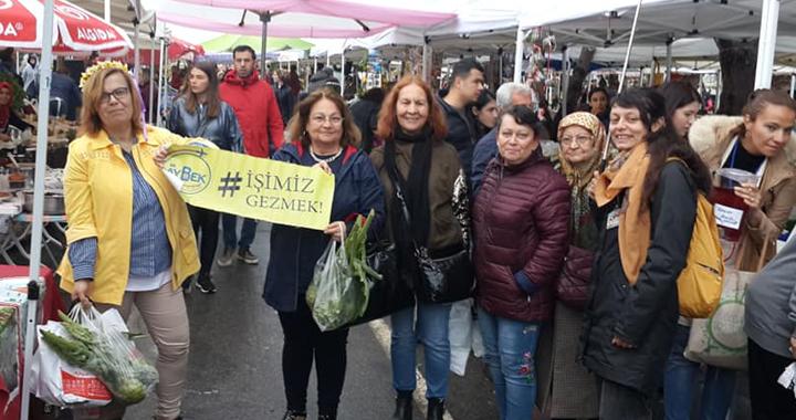 Aybek Turizm'den Alaçatı Ot Festivali çıkarması