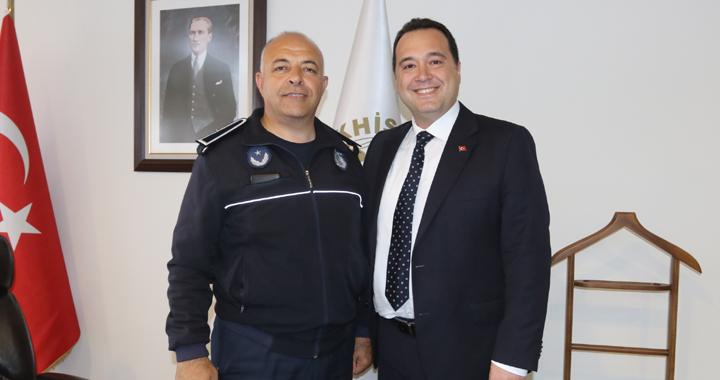 Akhisar Belediyesi Zabıta Müdürlüğünde görev değişimi
