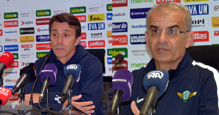 Akhisarspor, Antalyaspor maçı ardından