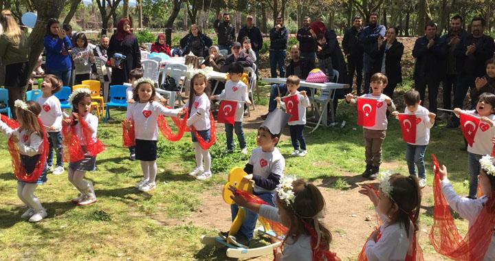 Tıfıl Akademi, 23 Nisan'ı bahar pikniğiyle kutladı