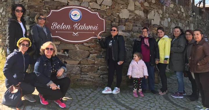 Aybek Turizm yaz turlarına  Datça-Marmaris turuyla start verdi
