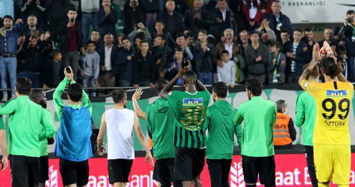 Akhisarspor, Ziraat Türkiye Kupasında adını finale yazdırdı