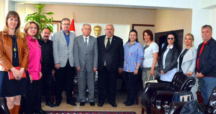 İnsan Hakları Kurulu, Mart ve Nisan Ayı toplantısı kaymakamlıkta yapıldı