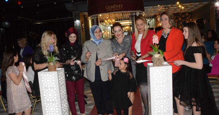 Şehir Cemiyet restaurant törenle açıldı