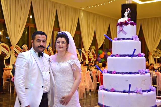 Meltem ve Harun mutluluğa evet dedi