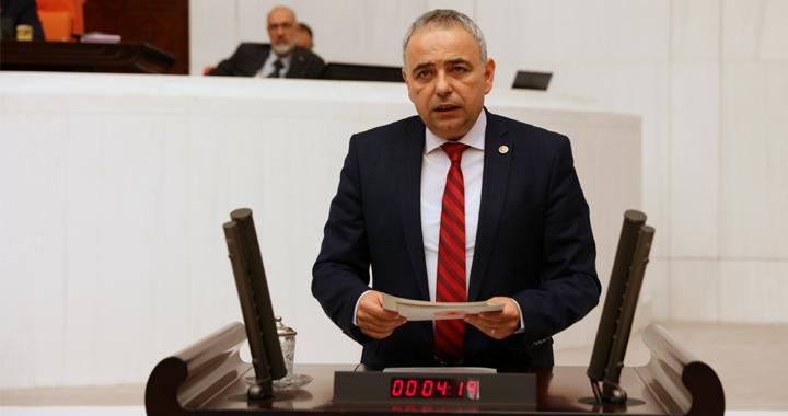 Bakırlıoğlu; Deprem mağdurları çözüm bekliyor!