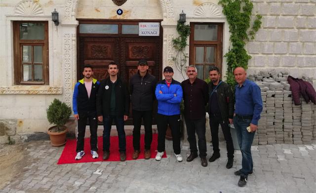 Bisiklet Şampiyonası organizasyonuna Akhisarlı etkinlik direktörü atandı