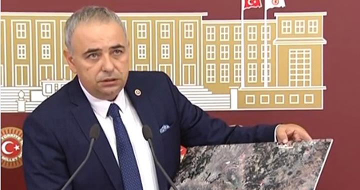 Bakırlıoğlu'ndan Akhisar çevre yolu için ikinci önerge