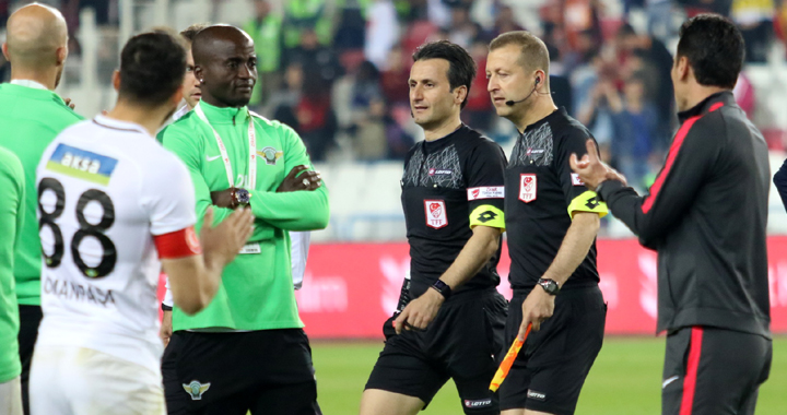 Akhisarspor, kupa finalinde 3-1 kaybetti