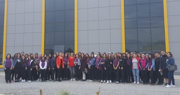 Zeynep Gülin Öngör MTAL, TYH Tekstil ile geleceğin tekstilcilerini yetiştiriyor