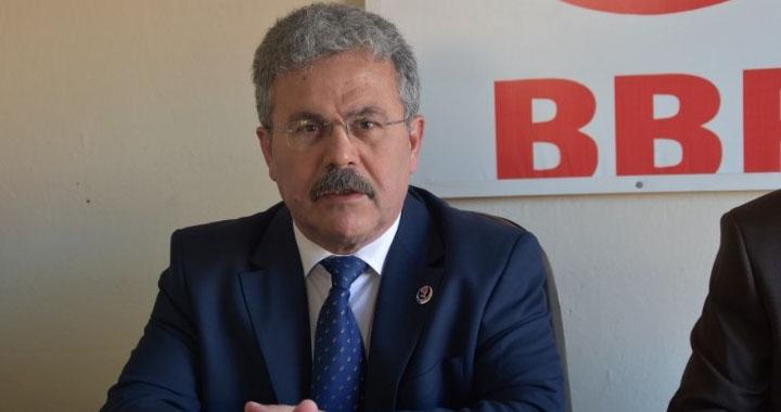 Akhisarlı Tuncay Özfidan BBP MKYK'dan istifa etti