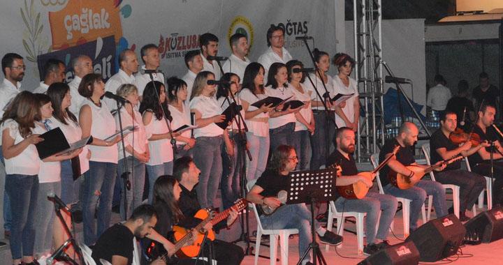 ASDER, Çağlak Festivali etkinliklerinde müzikseverleri coşturdu