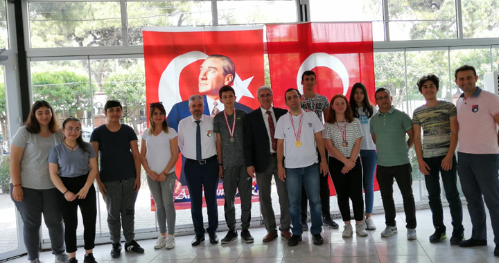 19 Mayıs Atatürk'ü Anma Gençlik ve Spor Bayramı satranç turnuvası