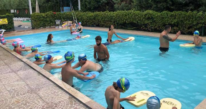 Ege Yüzme Akademide 2019 kayıtları başladı