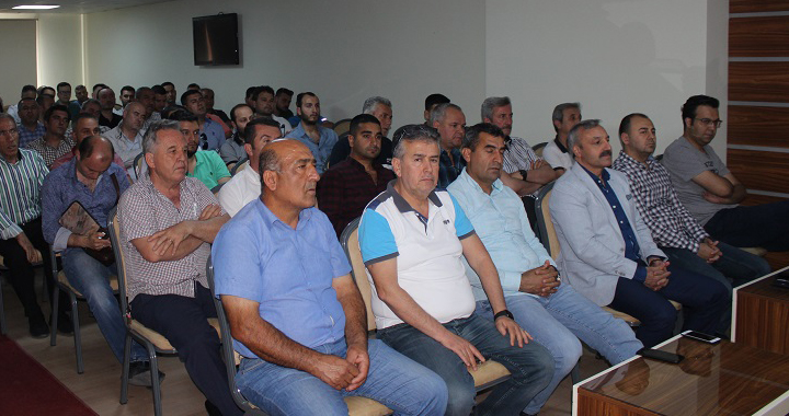 ATSO'dan Yapı Müteahhitlerine seminer