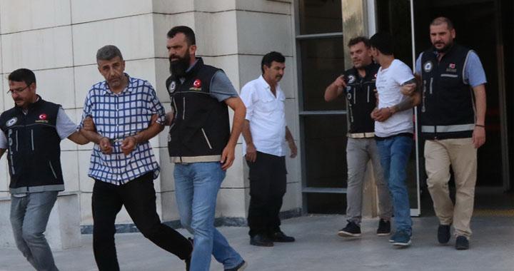 Akhisar'da gözaltına alınan 3.sınıf emniyet müdürü ve 1 kişi tutuklandı