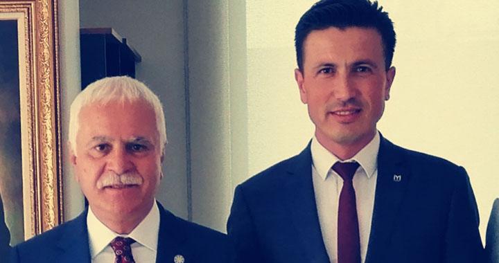 İYİ Parti Akhisar İlçe Başkanı Kındıroğlu, güven tazeledi