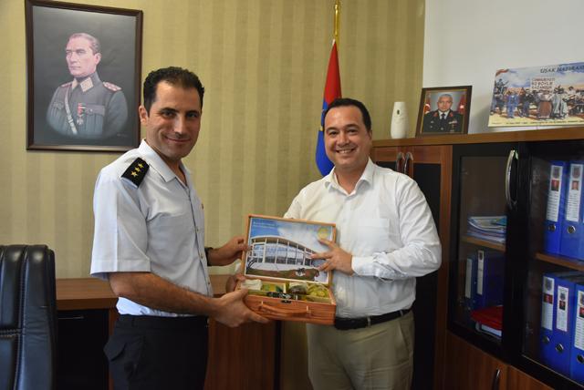 Başkan Dutlulu, Jandarma Teşkilatı'nın 180. yıldönümünü kutladı