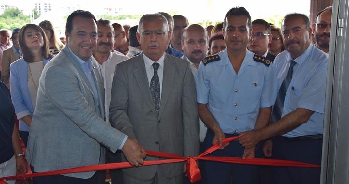 Akhisar Halk Eğitim Merkezi yıl sonu sergileri açıldı