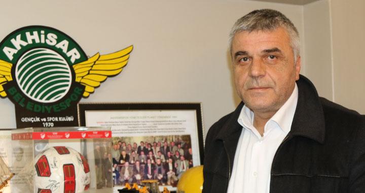 İşte Akhisarspor'un yeni yönetimi