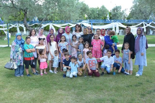 Bekir Pehlivanoğlu İlköğretim Okulu öğrencilerinin mezuniyeti