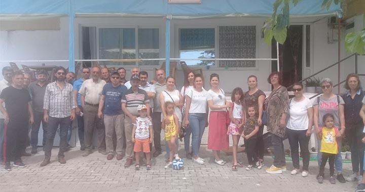 Namık Oğul Anadolu Lisesi öğretmenleri Selvili mahallesinde