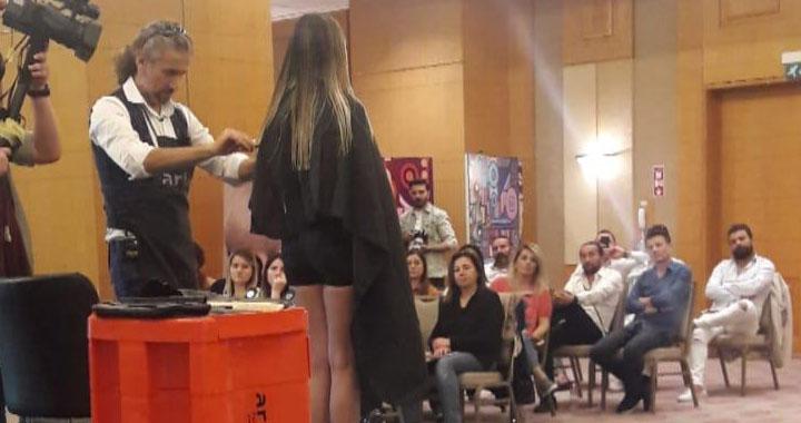 İSSE Kuaför Antalya'da