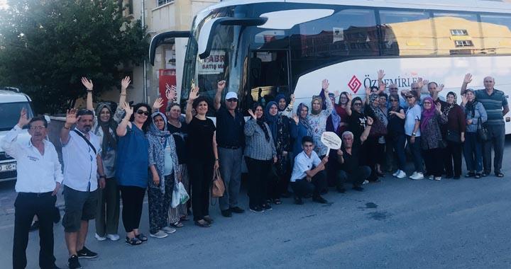 Özdemirler Turizm'den Kapadokya turu