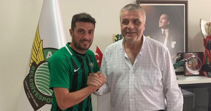 Akhisarspor, Kadir Keleş ile 2 yıllık sözleşme imzaladı