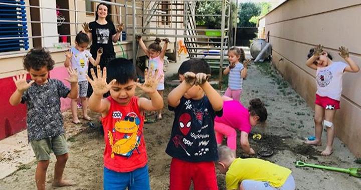 Ahenk Anaokulunda eğlence dolu yaz okulu!