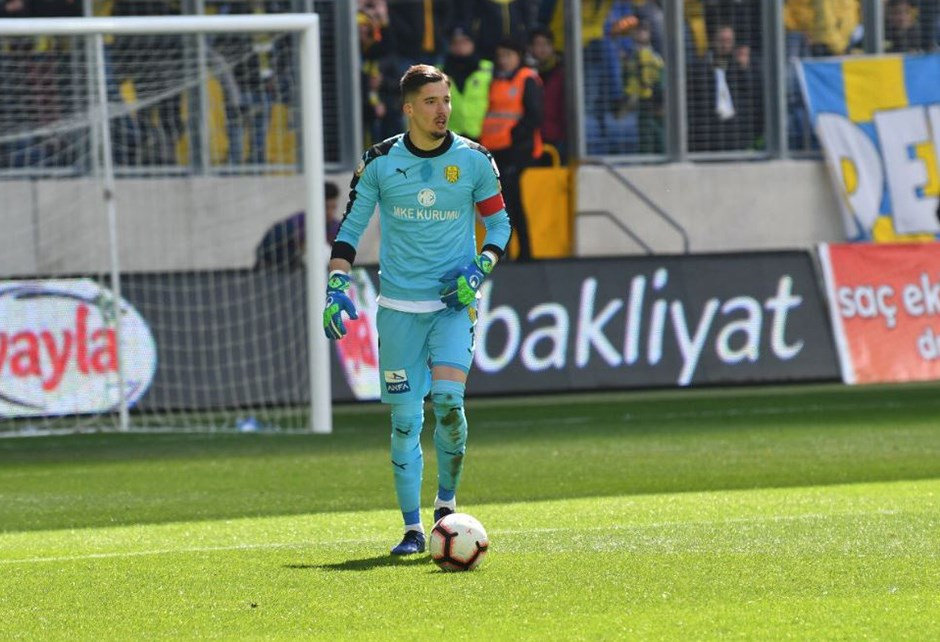 Fenerbahçe'ye Genç Kaleci Takviyesi