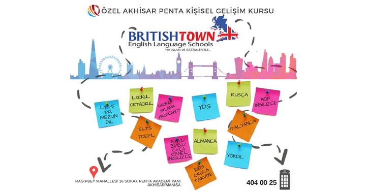 Penta Kişisel Gelişim Kursu Britishtown yayınları ve sistemleri ile YKS-Dil gruplarına hizmet verecek!