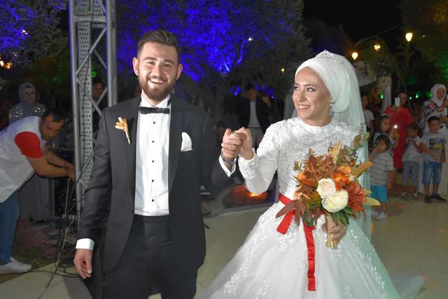 Ayşenur ve Adil'in en mutlu günü