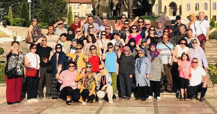 Özdemirler Turizm, hafta sonu turlarını tamamladı