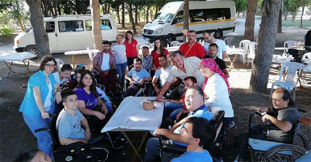 Kent Konseyi Engelliler Meclisi piknikte buluştu