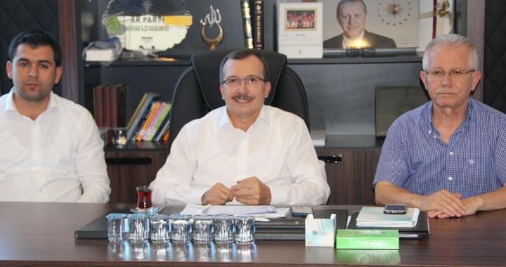 Milletvekili Aydemir, gündeme dair açıklamalarda bulundu