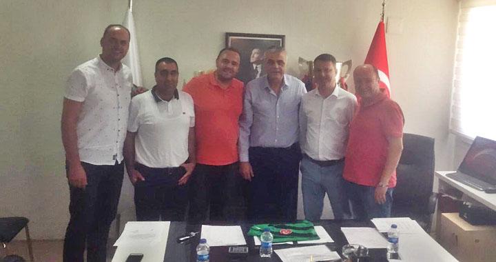 Akhisar Belediyesi Basketbol Spor Kulübü Derneği kuruldu