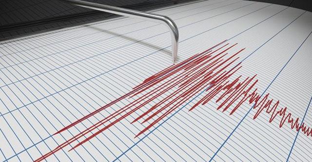 Ege Denizinde 5.1 büyüklüğünde deprem