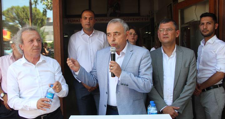 CHP Akhisar teşkilatında bayramlaşma