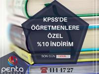 KPSS  ve DGS'de tek adres Penta