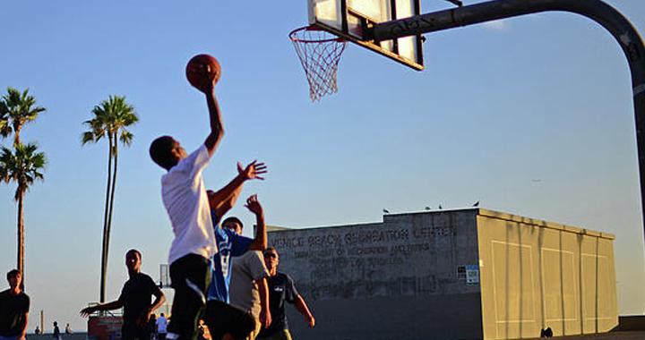 Sokak Basketbolu Turnuvası düzenleniyor