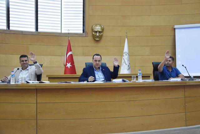 Akhisar Belediyesi 2019 Eylül ayı olağan meclis toplantısı yapıldı