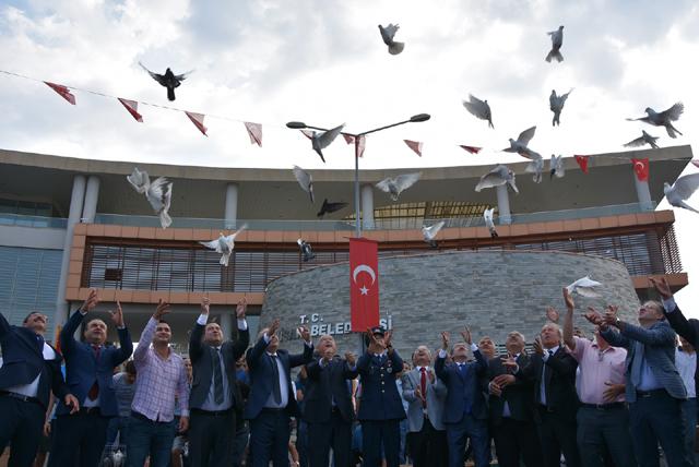 6 Eylül Akhisar'ımızın kurtuluşunun 97.yılını coşkuyla kutlandı