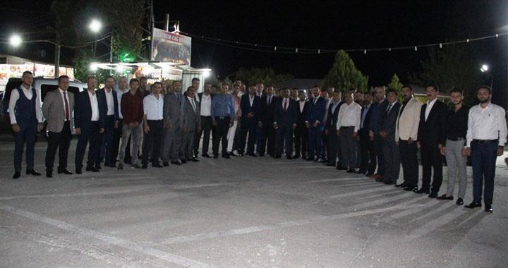 Ülkü Ocakları istişare toplantısı Akhisar'da yapıldı